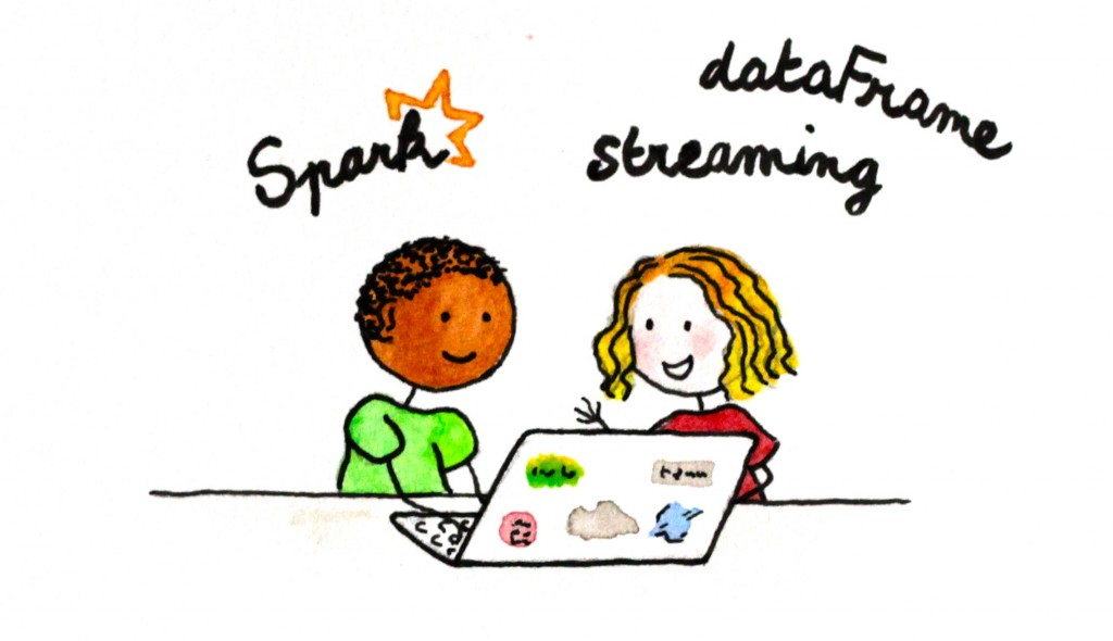 spark workshop streaming dataframe