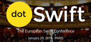 conférence dotSwift 2016